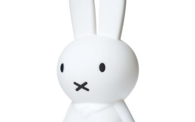 Velkomsttilbud – Gratis Miffy First Light kaninlampe